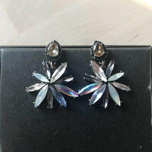J Crew // Jewel Earrings
